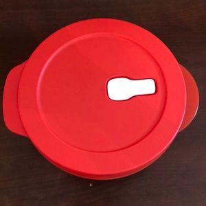 Vintage Tupperware Crystalwave Bowl
